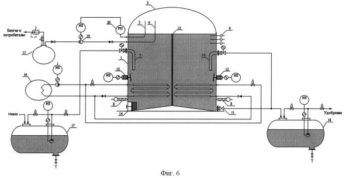 Биореактор емкостный