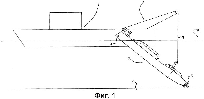 Всасывающее трубное устройство с приводными системами, способ его ремонта и судно для него