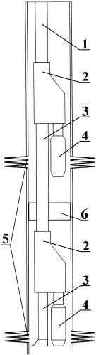 Способ одновременно-раздельной эксплуатации многопластовой скважины