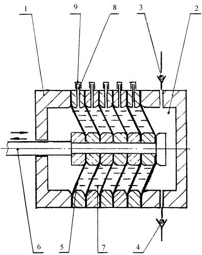 Мембранная машина объемного действия