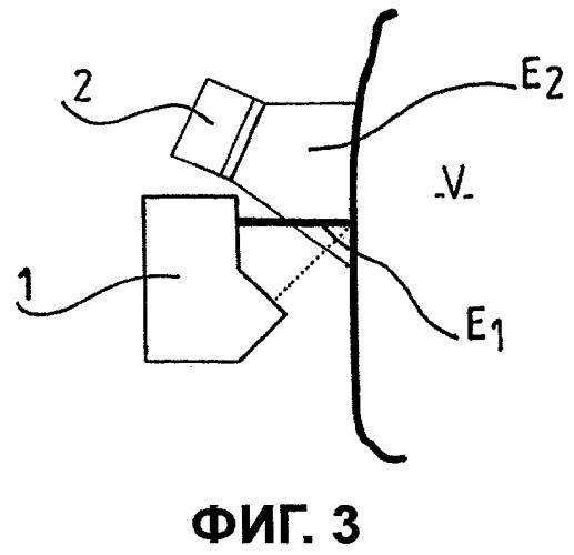 Способ и устройство измерения зазора и выравнивания между деталями, закрепленными на узле при отсутствии одной из них