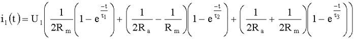 Способ определения сопротивления и индуктивности рассеяния первичной обмотки трансформатора напряжения