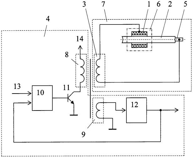 Устройство для определения дефектов изоляции проводов