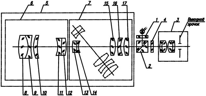 Автоколлимационное углоизмерительное устройство