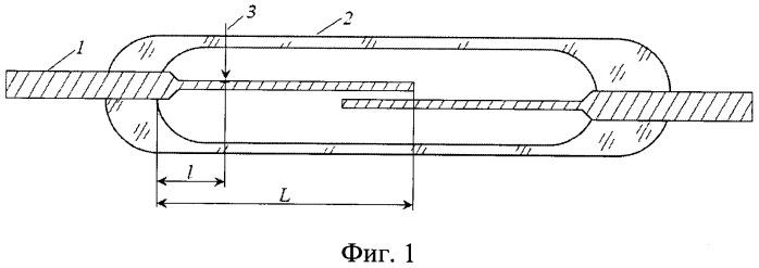 Способ корректировки межконтактного зазора геркона