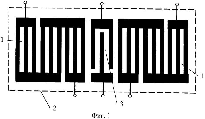 Резонатор на поверхностных акустических волнах с использованием отражателей в качестве нагревательных элементов