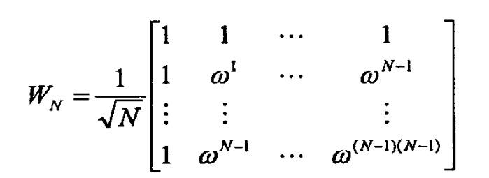 Формирование таблицы mimo-кодирования