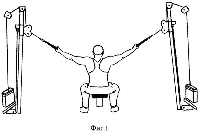 Способ воздействия на мышцы верхней части спины