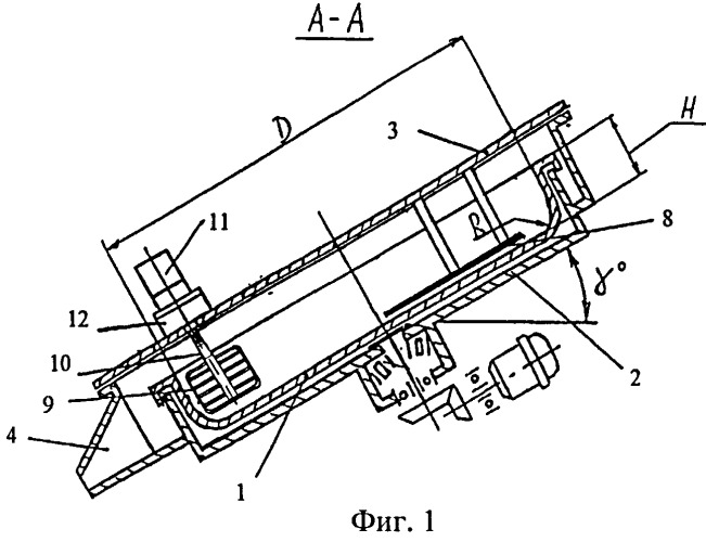 Тарельчатый гранулятор с активатором