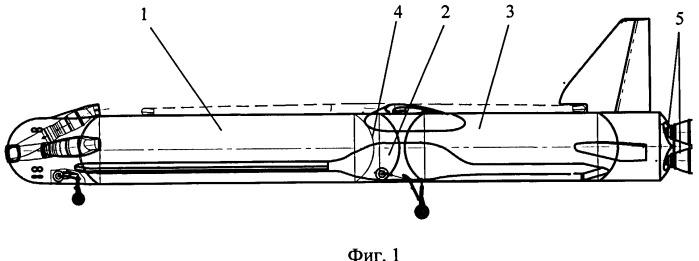 Многоразовый ускоритель первой ступени ракеты-носителя на базе унифицированного ракетного блока