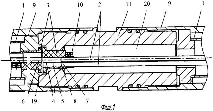 Кумулятивный секционный перфоратор для скважины