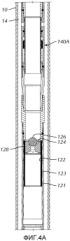 Способ и устройство обработки ствола скважины текучей средой (варианты)