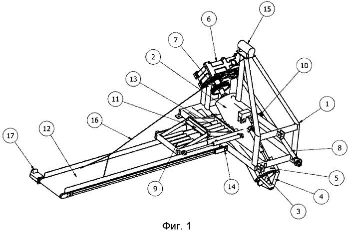Способ заготовки кускового торфа и торфодобывающая машина
