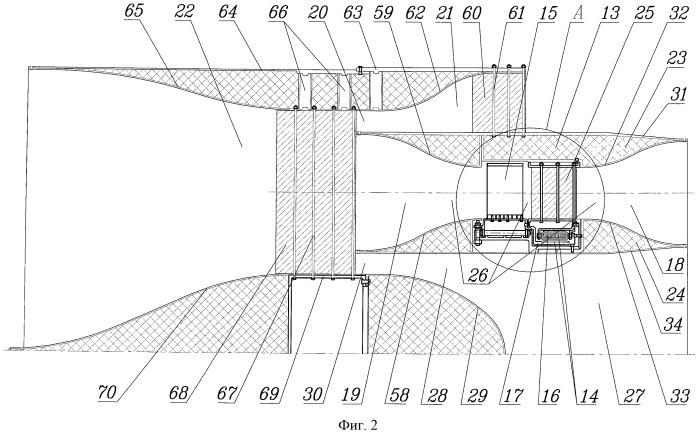 Высокоэффективная ветроэнергетическая установка модульного типа и модуль ветрогенератора для нее
