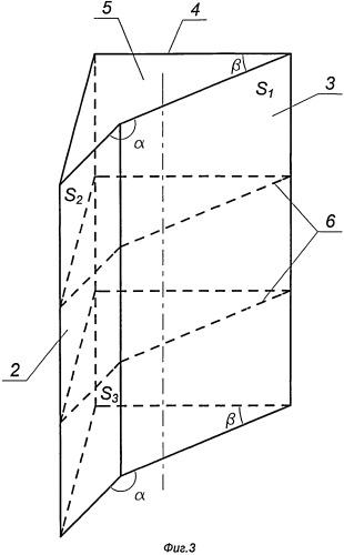 Профиль для изготовления вертикальных лопастей для вертикально-осевых ветрогенераторных установок