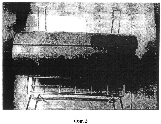 Способ обработки структуры, содержащей натрий и радиоактивное вещество