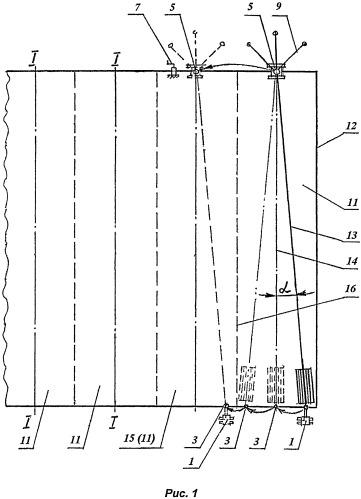 Способ канатной трелевки древесины