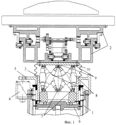 Устройство вертикального наклона операционного стола диагностико-хирургической и реанимационной робототехнической системы с возможностью информационно-компьютерного управления им. ю.и. русанова