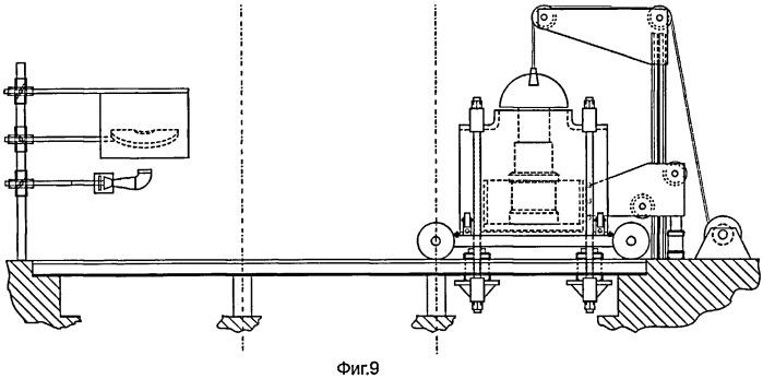 Способ горячей штамповки крупногабаритных толстостенных стальных тройников для атомной и нефтегазовой отрасли и тепловодопроводных сетей посредством выдавливания ответвления изнутри трубной заготовки и система для осуществления способа
