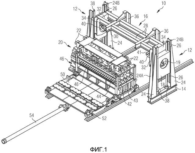 Устройство переворачивания правильного аппарата и правильный аппарат, выполненный с возможностью взаимодействия с упомянутым устройством