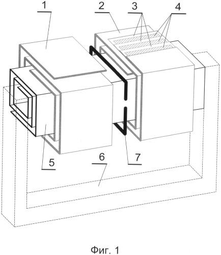 Сварочный трансформатор для инверторного источника питания