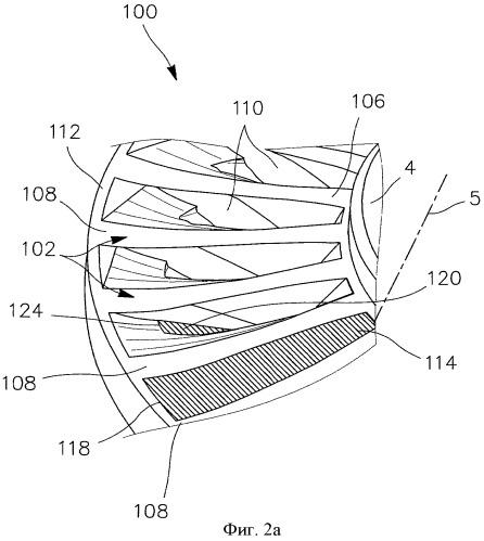 Способ изготовления моноблочного лопаточного диска с кольцом для временного удержания лопаток