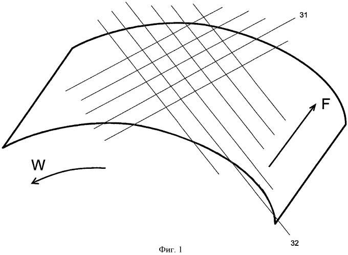 Конструктивный компонент поверхности для технического устройства