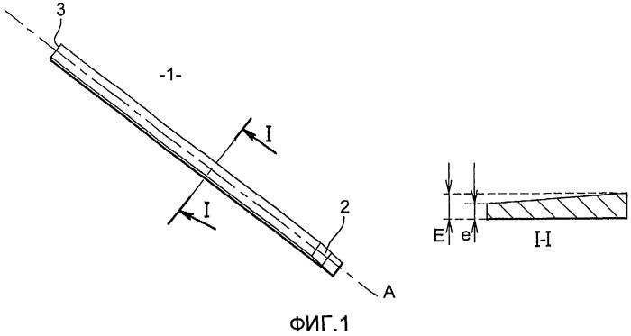 Усиленная накладка из композитного материала и способ усиления накладки из композитного материала