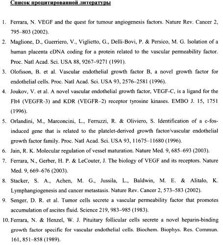 Линия клеток cho[v3d], секретирующих рекомбинантный фактор роста эндотелия сосудов (vegf) человека, изоформа а165, с экзогенным 3×ded-эпитопом