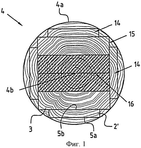 Способ изготовления bsh-несущей балки из ламелей и bsh-несущая балка из ламелей