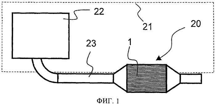 Сотовый элемент с зонами гибкости