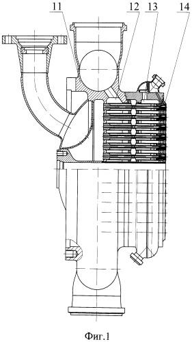 Смесительная головка камеры жрд