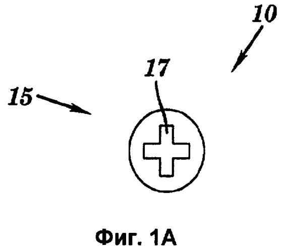 Винт с разрывным соединением и его применение