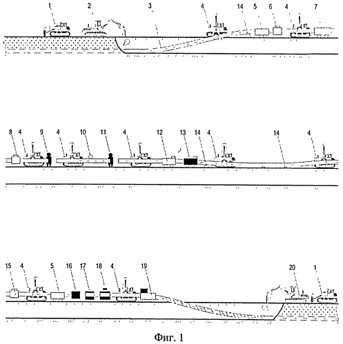 Способ ремонта трубопровода