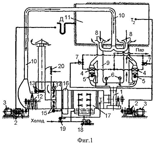 Кондиционер для цехов с выделением тепла