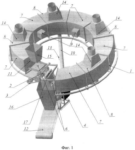 Комбинированная свч-конвективная сушилка
