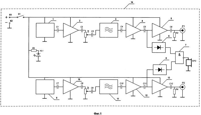 Способ защиты обрабатываемой информации средствами вычислительной техники путeм зашумления информативных побочных электромагнитных излучений и наводок, устройство защиты информации для реализации способа