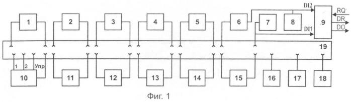 Стенд для изучения гибридных электронных устройств