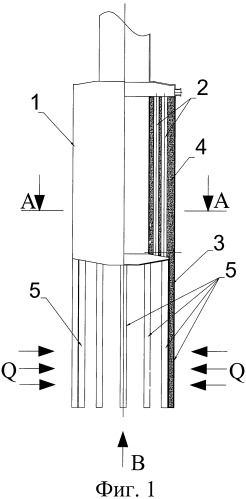 Блок регенерации метанола из насыщенного водой раствора
