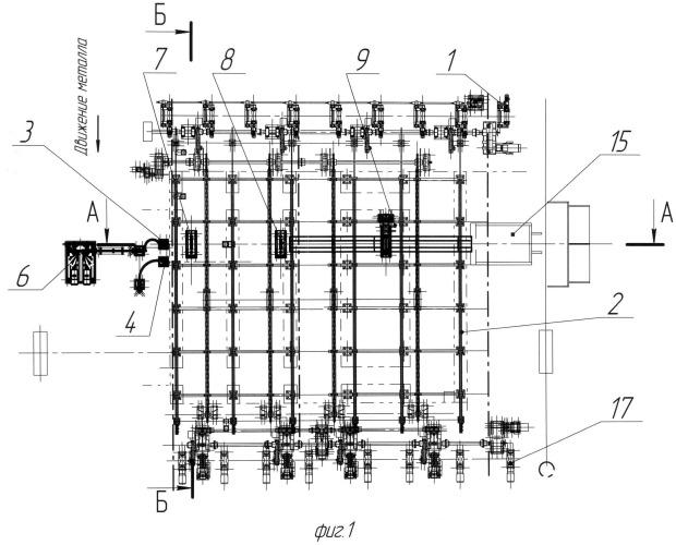Устройство для промывки внутренней поверхности труб в технологическом потоке