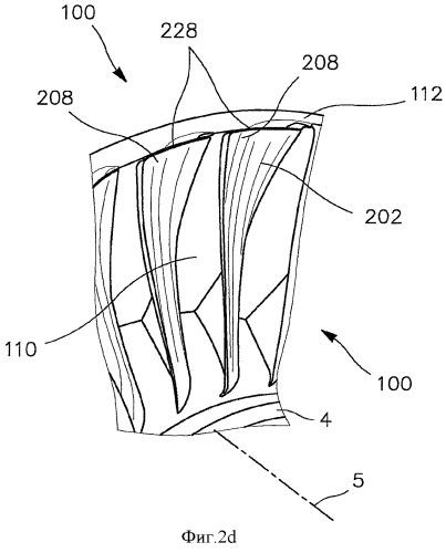 Способ изготовления моноблочного лопаточного диска с кольцом для временного удержания лопаток, удаляемым перед этапом чистовой обработки фрезерованием