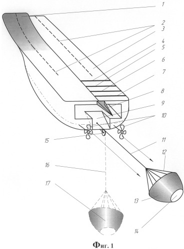 Взлетно-посадочный комплекс авианесущего корабля