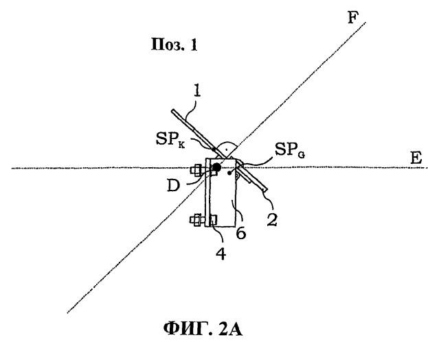 Устройство, в частности, для предохранения от самопроизвольного скатывания транспортных средств с ходовых рельсов (варианты)