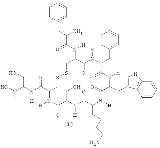Способ получения циклического пептида