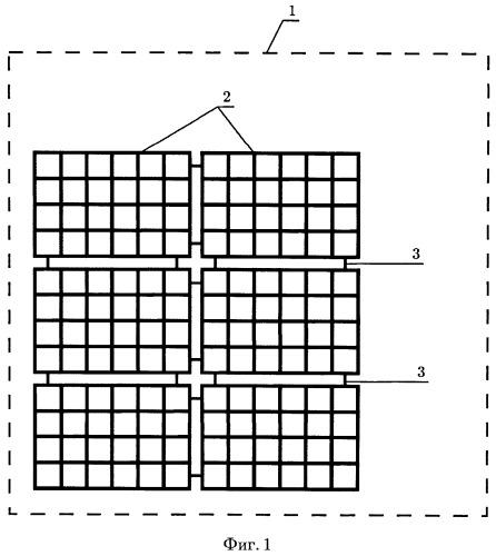 Гибкое защитное бетонное покрытие и мат для его создания