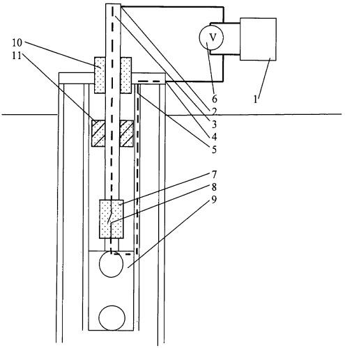 Способ передачи информации по электромагнитному каналу связи при эксплуатации скважины и устройство для его осуществления