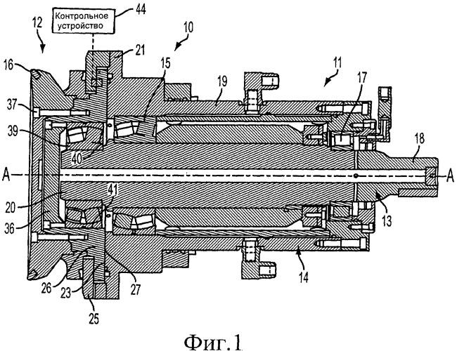 Горная машина с движущимися дисковыми резцами (варианты)