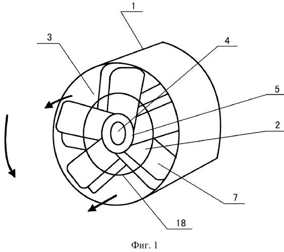 Циркуляционный форсированный и вентиляционный воздушный компрессор