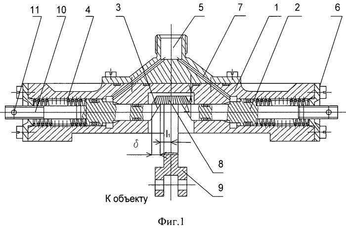 Устройство разделения элементов конструкций