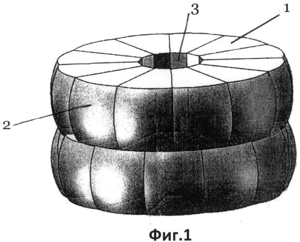 Устройство для обнаружения и измерения азимутального угла светоизлучающих импульсных объектов